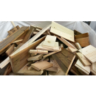 Kuubzak gemengd hout