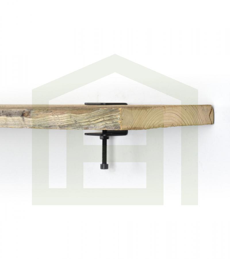 Wandplank inclusief drager
