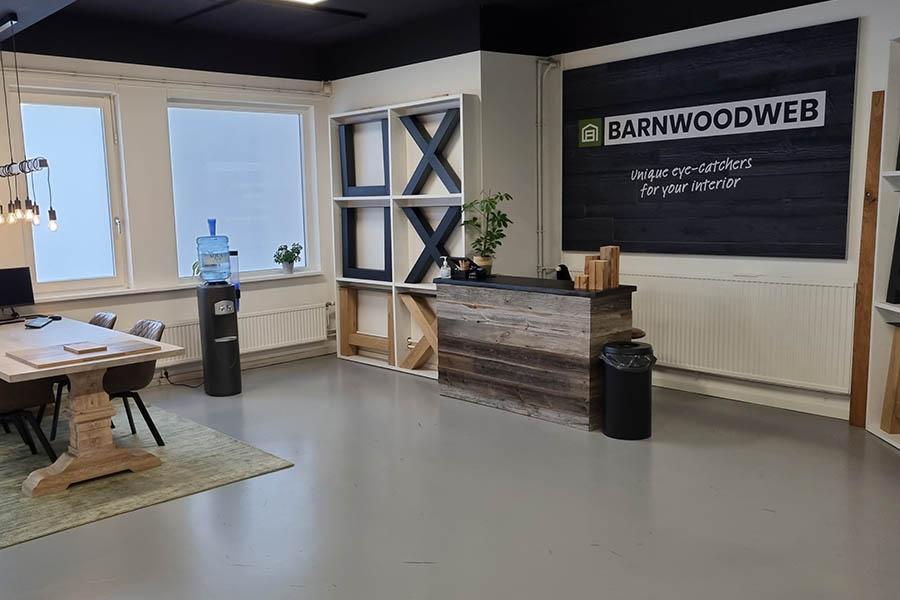 Barnwoodweb showroom